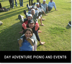 Day Adventure Picnic and Events